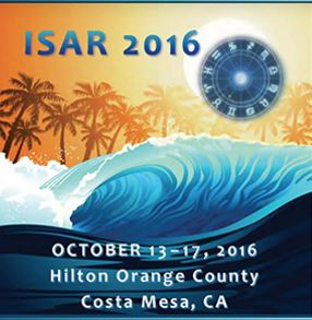 whole ISAR 2016 Conference Lectures